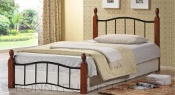 jit-fq36 wooden post steel bed