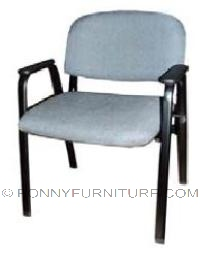 jit-v27a visitor chair gray