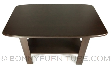 rectangle vinyl center table