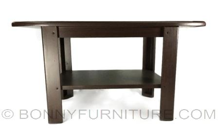 vinyl center table