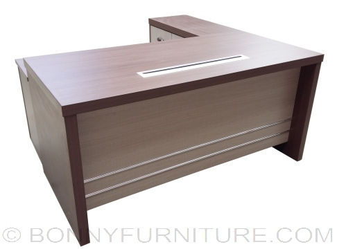Yf 033 Executive Table With L Type Table Bonny Furniture