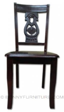 dc-802 wooden dining chair