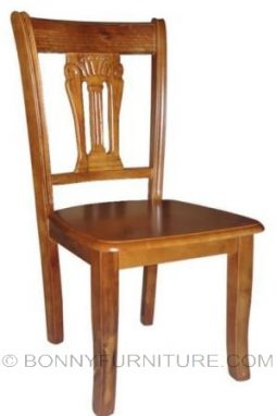 dc-808 wooden dining chair