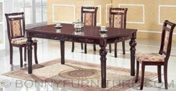 dt-210 dining set 6-seater, 8-seater