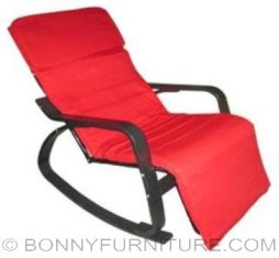 fy-013 rocking chair red