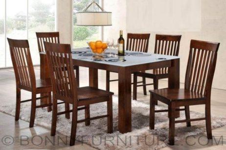 fanni 6-seater dining set