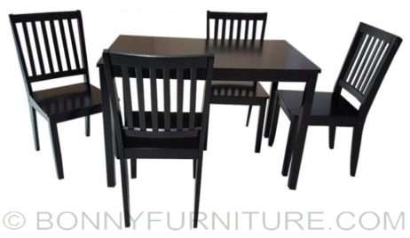 Vyell (4-Seater) Dining set