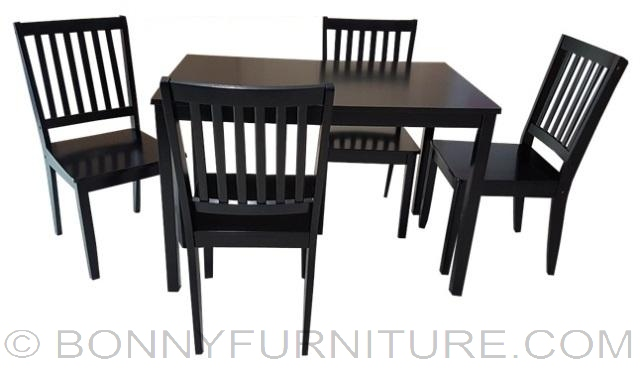 Vyell (4 Seater) Dining Set