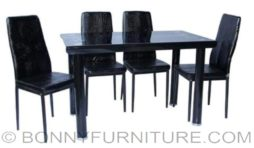 qt-t012 dining set 4-seater 6-seater