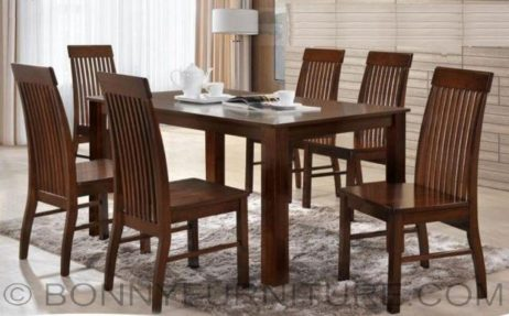 toni 6-seater dining set