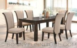 scarlett 6-seater dining set