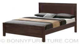 2955 wooden bed