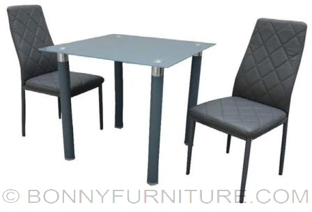 Jit 3308q 2 Seater Dining Set Bonny Furniture