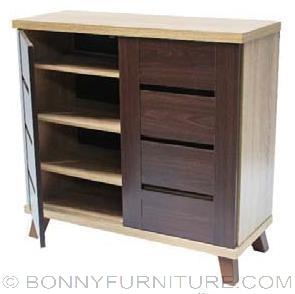 Jit SLW1 Shoe Cabinet Open
