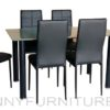 a66 dining set 6-seater