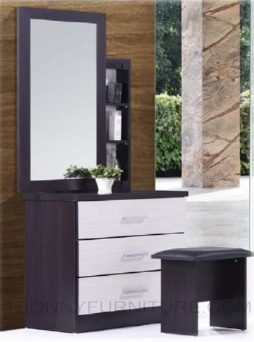 jit-17004ds dresser with stool
