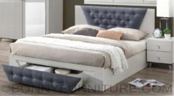 JIT-7010DV Bed queen size