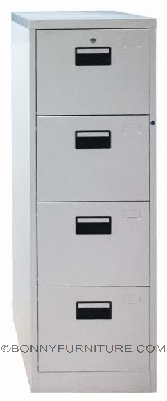 vfc-4dv vertical filing cabinet with vault