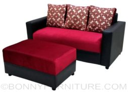 alterra 3seater with stool