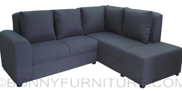 Ginelli L Shape Sofa Bonny Furniture