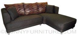livina lshape sofa