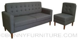 lotteria sofa 311 blue gray