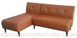 flip lshape sofa