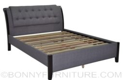 burce bed gray