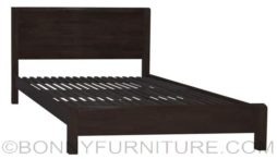 db-5229 wooden bed wenge