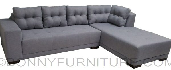 Sanborn L Shape Sofa Bonny Furniture