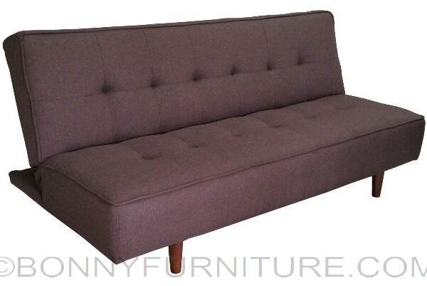 ... Sb Ashford Sofa Bed Dark Brown ...