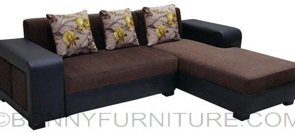 Scarlatti L Shape Sofa Bonny Furniture