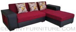 lshape sofa scarlatti maroon