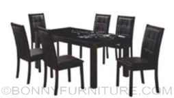 3955 dining set 6s