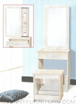 dt-2013 dresser with stool
