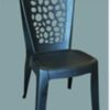 178c plastic chair black