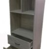 book shelf with drawer SJ-539d open