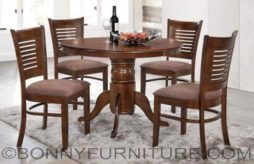 sheep 4-seater dining set