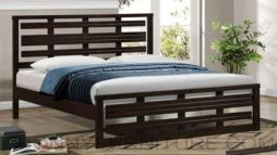 Stay 60 wooden bed