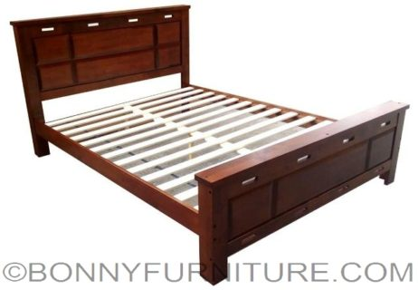 amber bed 60