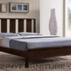 9000 wooden bed