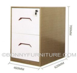 B-1 Vertical Filing Cabinet (2-Layer)