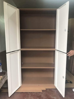 B11 Steel Door Metal Cabinet (Two-Door)