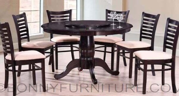 low priced d5c10 c61e3 JIT-Charlie (6-Seater) Dining Set