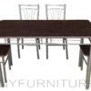 JIT-4627 dining set 4s mahogany