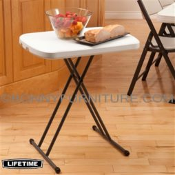 LIFETIME PERSONAL TABLE - WHITE 8354 2
