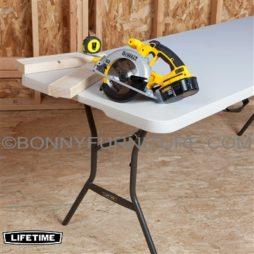 LIFETIME 6-FOOT FOLDING TABLE 3