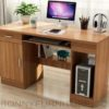 hm-2082-01 computer table walnut