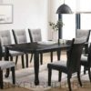 penny dining set 8seater gray