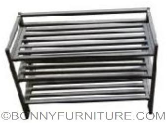 3layer multipurpose rack